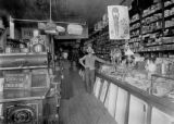 Store interior, Olympic Peninsula, Washington