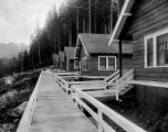Sol Duc Hot Springs cabins, Clallam county, Washington, 4 of
