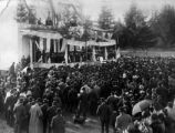 Statehood ceremony, Olympia, Washington