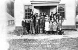Neah Bay School and class 2