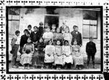 Neah Bay School and class 3