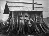 Cedar stump cabin, Snohomish, Snohomish county, Washington 2 of 4