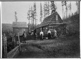 Homestead on Elwha, Clallam county, Washington