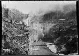 Lower Elwha Dam, Clallam county, Washington