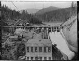 Lower Elwha Dam powerhouse, Clallam county, Washington 3 of 3