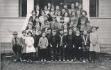 Hopewell School, Whatcom County, Washington, circa 1905-1908