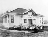 Hopewell School, Whatcom County, Washington, 1920