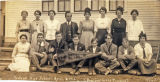 Nooksack High School class of 1917