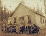 Nooksack School, Whatcom County, Washington, 1897