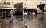 Everson, Washington flood, 1948