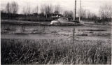Everson, Washington flood, 1950