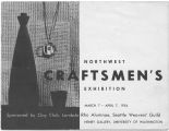Northwest craftsmen's exhibition, 1954