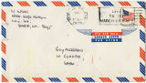 Envelope addressed to Guy Anderson, January 30,
