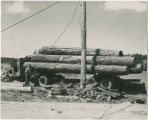 Logging, Robert C. Schaefer, ca. 1947