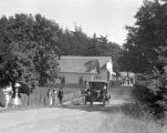 Harbor Road to Mercantile Co Store, July 1920