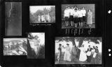 6 photographic prints in Eastsound, 1928