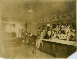 Baker's Soft Drink and Pool Parlor
