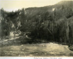 First Ball Game at Metaline Falls via surveyors June 12, 1910