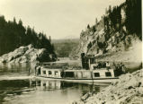 Steamer in Box Canyon