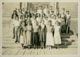 Metaline Falls High School 1934-1935