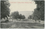 4th St., looking north, Pomeroy, Washington, circa 1910