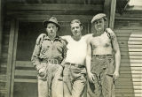 Jack Denny and friends, CCC Camp Garfield, Pomeroy, Washington, 1936