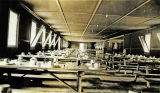 Mess hall, CCC Co. 546, Camp Garfield, 1935