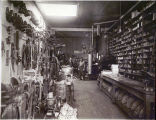 Interior view of Ward & Meyers Harness Shop
