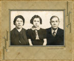 Gentry family, Pomeroy, Washington, 1939