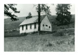 Columbia Center School, Stevens Ridge, Washington, circa 1936