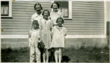 Ruark School students (1937)