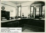 Garfield County Courthouse - auditor's office, 1930