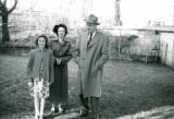 The William (Bill) Patterson family, Pomeroy, Washington, December 1950