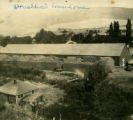Donaldson's Warehouse, Pomeroy, Washington, circa 1920