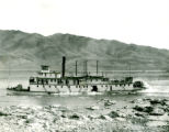 Steamer Spokane, Snake River, Garfield County, Washington, 1906