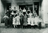 Marengo School, Marengo, Washington, 1918