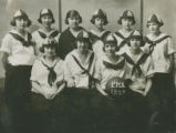 Prosser High School girls basketball team, 1923