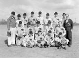 Ritzville High School baseball team