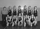 Town basketball team, Ritzville, WA