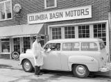 Columbia Basin Motors service shop
