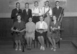 Nelson's Band, Ritzville, Washington, March 26, 1939