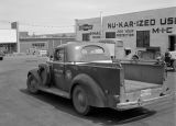Ritzville Electric Service wagon, Ritzville, Washington, May 1950