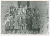 Ritzville school students, class photo