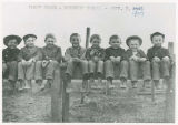 Rosenoff School's first grade class of 1907