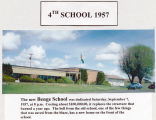 Benge's fourth school, Benge, Washington, 1957