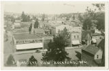 Birds-eye view of Rockford Washington, ca. 1910-1929