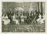 High school orchestra, 1933-'34, Rockford, Wn.