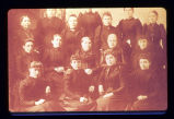 1892 mine disaster: bereaved widows