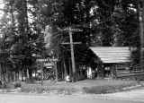 Chartrand's Forest Store, August 2, 1931