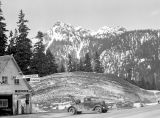 Summit Garage, Snoqualmie Pass, May 1946
